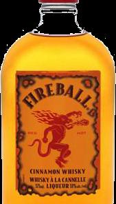 FIREBALL 375ML Spirits CANADIAN WHISKY