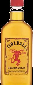 FIREBALL 750ML PET Spirits CANADIAN WHISKY