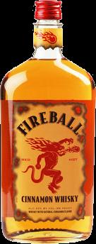FIREBALL 750ML Spirits CANADIAN WHISKY