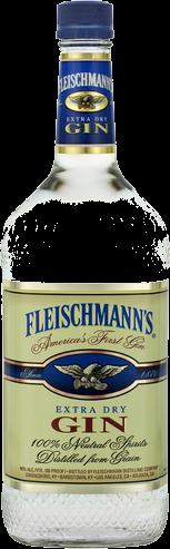 FLEISCHMANNS GIN 1.0L Spirits GIN