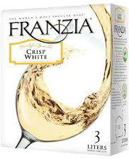 FRANZIA CRISP WHITE 3L BOX Wine WHITE WINE