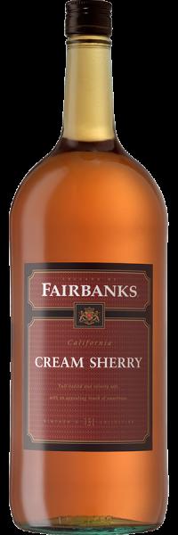 Fairbanks Cream Sherry Wine 750ml