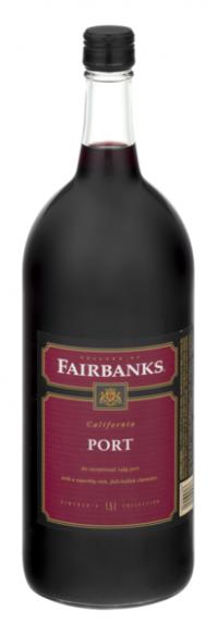 Fairbanks Port Wine 1.5L