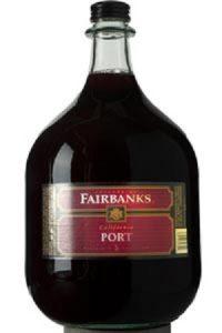 Fairbanks Port Wine 3.0L