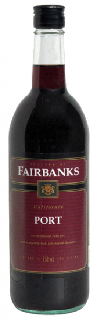 Fairbanks Port Wine 750m