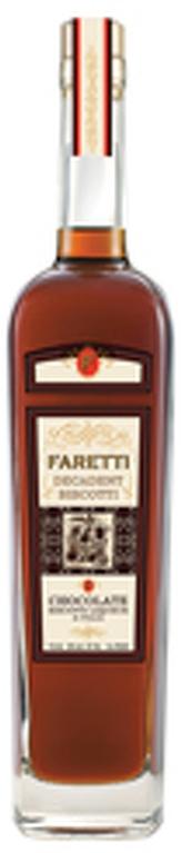 Faretti Biscotti Chocolate Liqueur