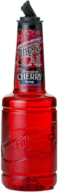 Finest Call Cherry Syrup 750ml