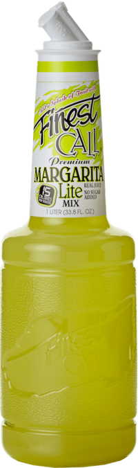 Finest Call Margarita Light Mix 1.0L