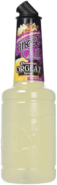 Finest Call Orgeat Syrup 1.0L