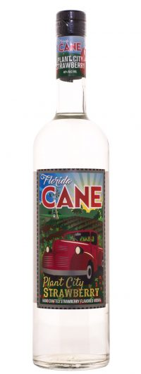 Florida Cane Strawberry Vodka 750ml