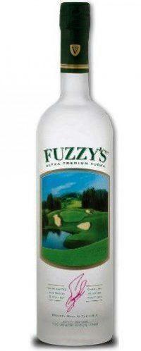 Fuzzys Vodka 750ml