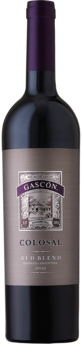 GASCON COLOSAL RED BLEND 750ML Wine RED WINE
