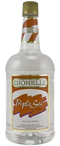 Gionelli Triple Sec Liqueur 1.75L