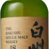 HAKUSHU WSKY SINGLE MALT 18YR 86