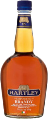 HARTLEY BRANDY 1.75L Spirits BRANDY COGNAC