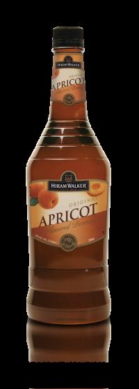 HIRAM WALKER Apricot Brandy 60 Proof 750ml