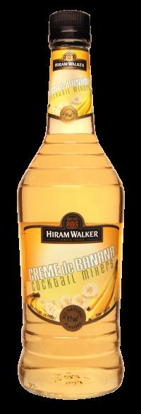 Hiram Walker Creme De Banan