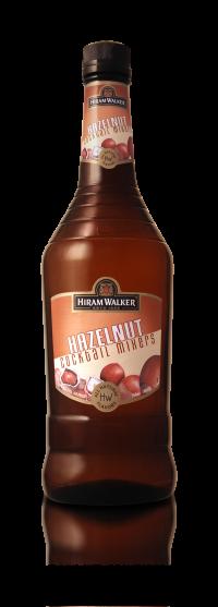 HIRAM WALKER Hazelnut Liqueur 48P 750ml