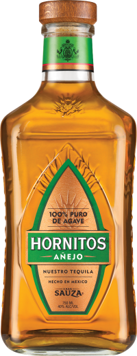 HORNITOS TEQ ANEJO 80
