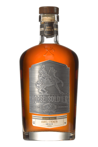 Horse Soldier 8Yr Barrel Strength Bourbon 750ml