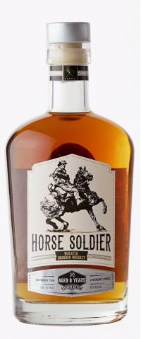 Horse Soldier 8Yr Bourbon 750ml
