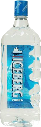 ICEBERG VODKA 1.75L Spirits VODKA