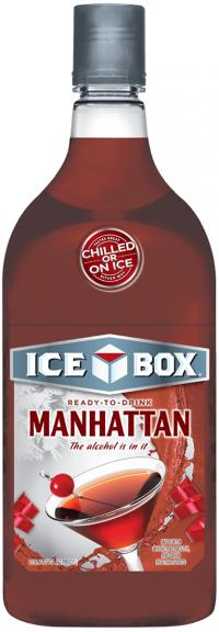 Ice Box Manhatten 1.75L