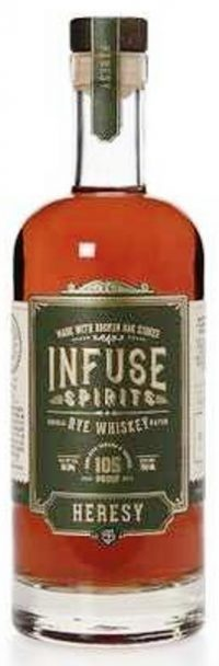 Infuse Rye Whiskey