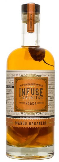 Infuse Spirits Orange Spice