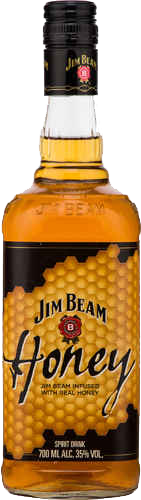 JIM BEAM BBN HONEY 70 PET