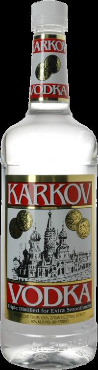 KARKOV VODKA 1L_1L_Spirits_VODKA