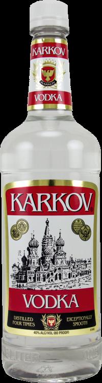 KARKOV VODKA PET 750ML_750ML_Spirits_VODKA