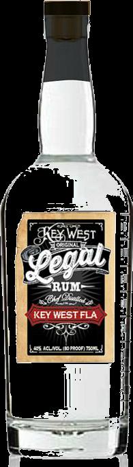 KEY WEST ORIGINAL LEGAL RUM 750ML Spirits RUM