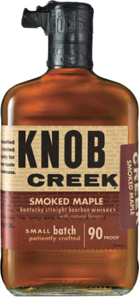 KNOB CREEK BBN SMOKED MAPLE 90