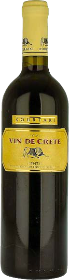 KOURTAKI VIN DE CRETE RED 750ML_750ML_Wine_RED WINE