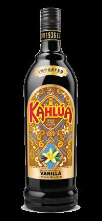 Kahlua French Vanilla Rum & Coffee