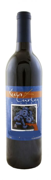 Keel & Curley Blueberry Wine