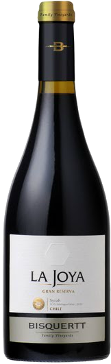 LA JOYA GRAN RESERVA SYRAH 750ML Wine RED WINE