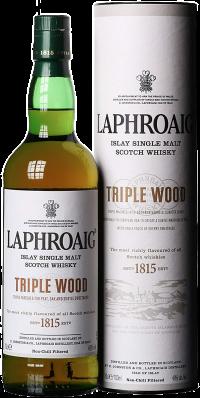 LAPHROAIG SCO SM TRIPLE WOOD 96