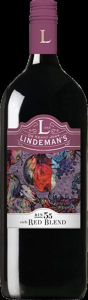 LINDEMANS RED BLEND BIN 55(SC) 1.5L