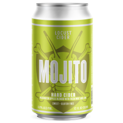 Locust Cider Mojito
