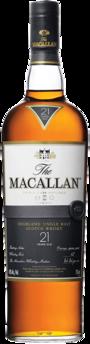 MACALLAN FINE OAK 21YR 750ML Spirits SCOTCH