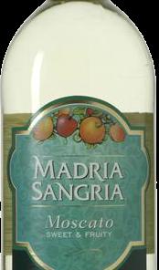 MADRIA SANGRIA MOSCATO 1.5L Wine FRUIT WINE