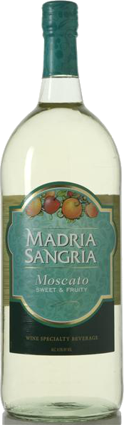 MADRIA SANGRIA MOSCATO 1.5L Wine FRUIT WINE