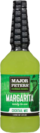 MAJOR PETERS MARGARITA 1L_1.0L_Spirits_COCKTAIL MIXERS
