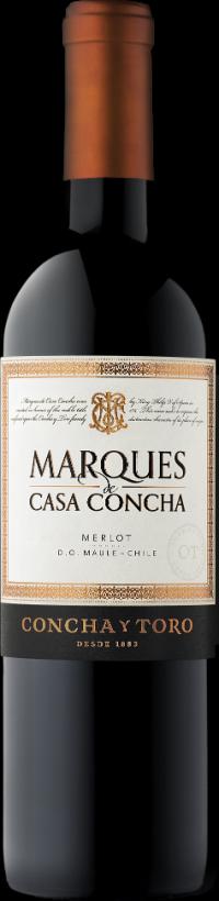 MARQUES CASA CONCHA MERLOT 750ML Wine RED WINE