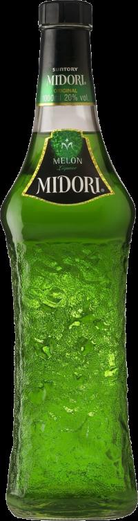 MIDORI MELON LIQ 40