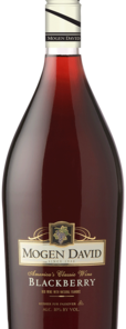MOGAN DAVID BLACKBERRY 1.5L Wine FRUIT WINE