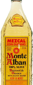 MONTE ALBAN MEZCAL TEQ 750ML Spirits MEZCAL