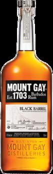 MOUNT GAY BLACK BARREL 750ML Spirits RUM